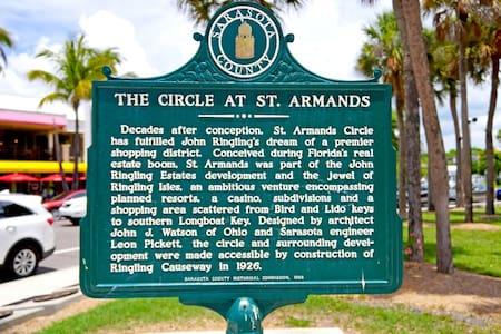 Lido Key/St. Armand's 1 BR Condo - Sarasota