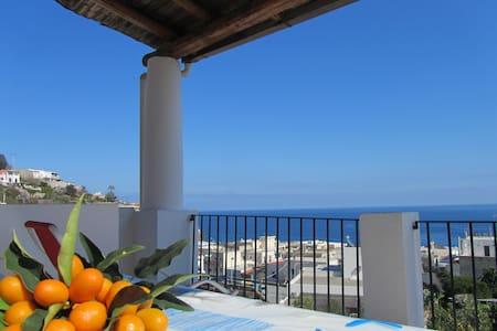 Isola di Lipari Lady Blu Canneto - Lipari - Leilighet