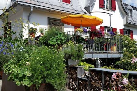 Casa Porclas B & B Mohnzimmer - Bed & Breakfast