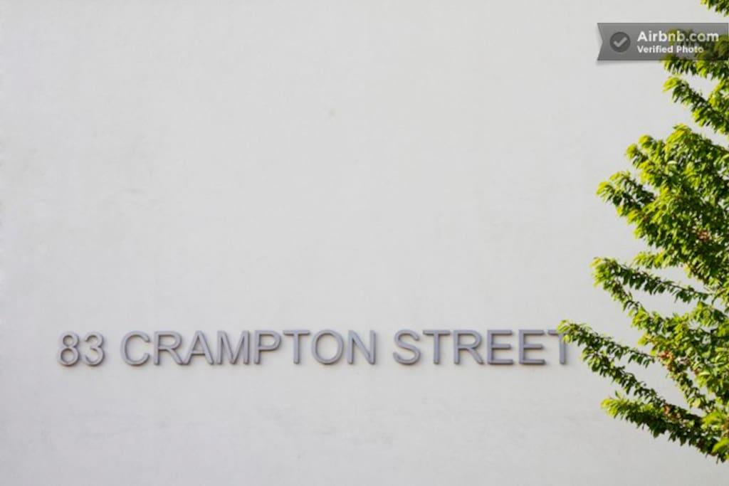 83 Crampton Street