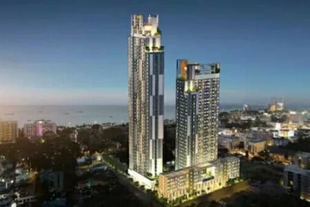 中心海公寓 - Apartment