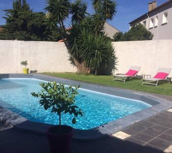 Charmante maison rénovée en plein cœur de Narbonne - Narbonne
