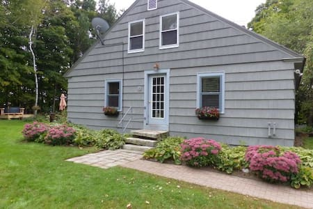 Western Maine Foothills home, rm#2 - Farmington - Hus