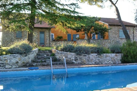 farmhouse in the hills and pool - Villa