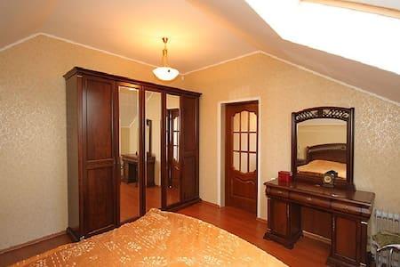 2 комнаты в частном доме в риге - Dreiliņi - Huis