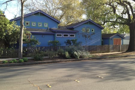 Detached Studio in Downtown Davis - Davis - Дом