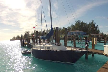 Sailboat - Blue Jay