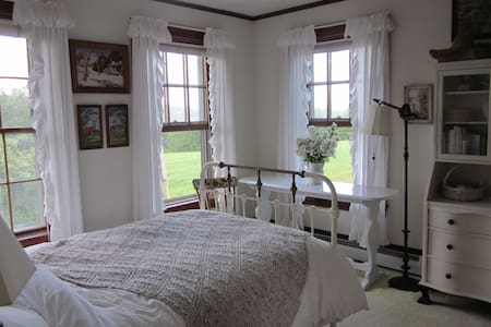 Lovely room at Long View Farm - Ház