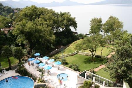 Lake Atitlan Panajachel 5th floor - Apartment
