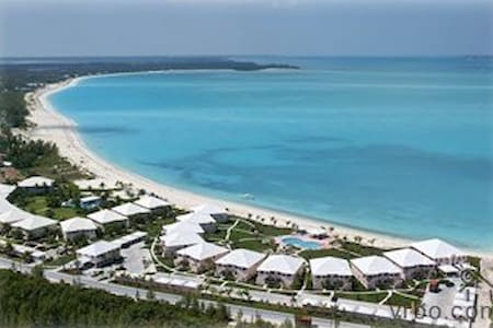Treasure Cay Bahama Beach Club 3 BR - Treasure Cay - アパート