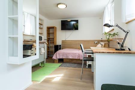 Stadt Zürich/ kleines Studio  - Zürich - Appartement