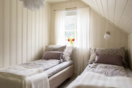 Villa Solvorn, Double Room 5. - Solvorn - Bed & Breakfast