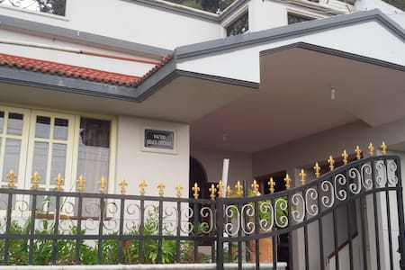 Stay with family at Grace Homestay - House