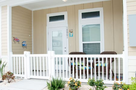 Shamrock Cove-North Padre Island 1BR/1Bath - Reihenhaus
