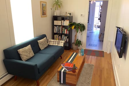 Bright 1BD apartment in Hoboken