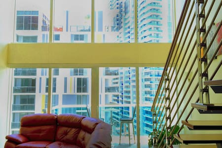 Modern Loft, Stunning View - Brickell On the River - Miami