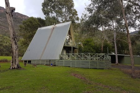 Swampgum Rise - Halls Gap - Haus