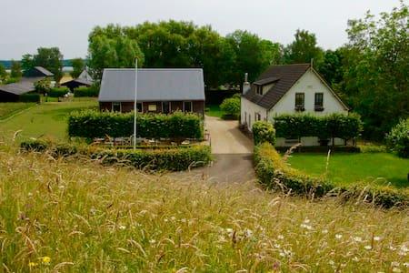 Verdieping voor 6 personen in Land van Maas & Waal - Ganze Etage