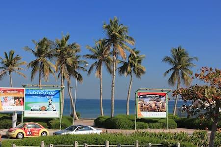 By the beach & Central - Shatti Al Qurum