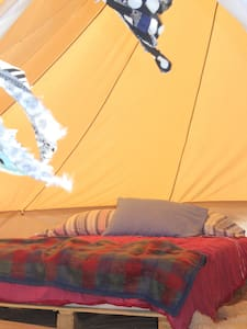Glamping Tent #4 near Grand Canyon - Williams - Tenda de campanya