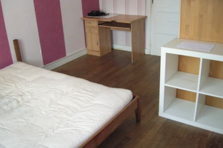 Chambre 15 m² - Appartement