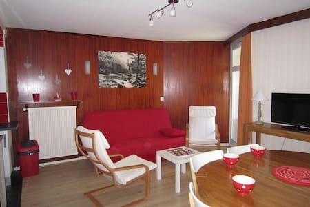 Appartement face aux pistes à La Mongie - Bagnères-de-Bigorre