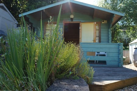 Summer Cabin near Bristol City Centre - Chalet