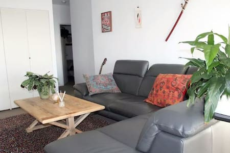 Stylish room West - 桑德巴奇 - Apartamento
