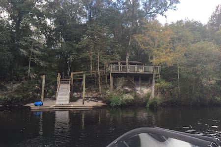 Cabin Getaway on St. Mary's River - Hilliard