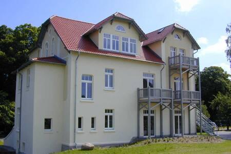 Studio in der Ostsee-Villa Glückauf
