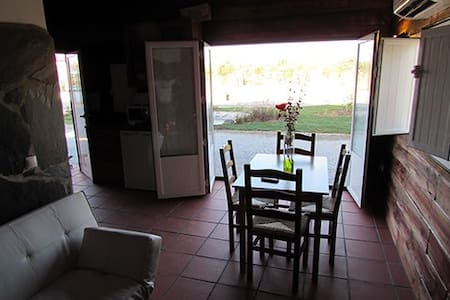 A8-Very quiet bungalow in Alentejo - Apartemen