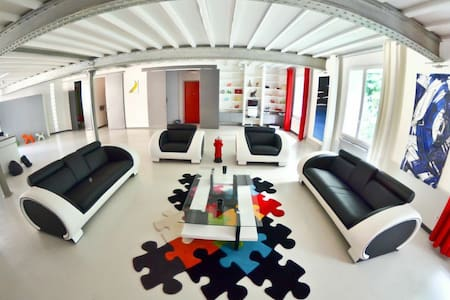 Loft architecte centre ville 224m2 - Lione