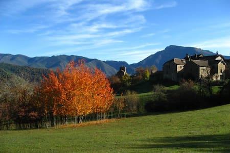 Casa Allué, Ordesa, Pirineos Huesca - Albella