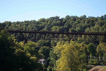 Rosendale Trestle View - Appartement