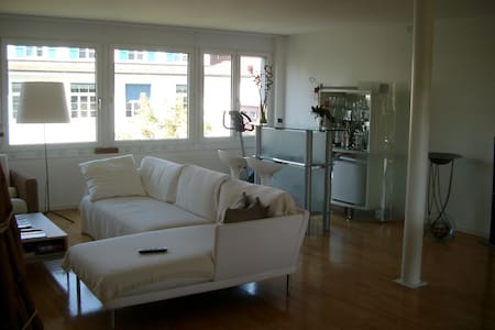 2Story Apartment City+Recreation ar - Olten - Apartament