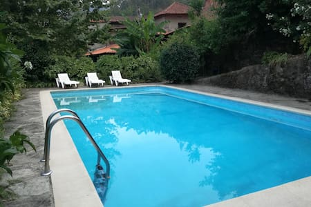 1Geres Park Luxury House 2Pax - Casa