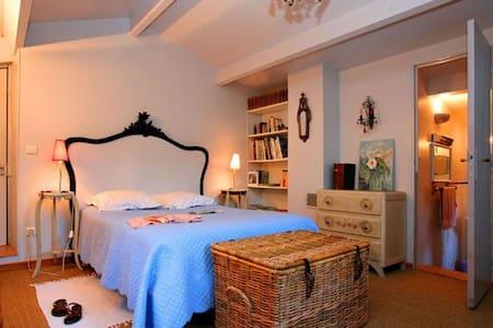 chambres dans un havre de fraicheur - Bed & Breakfast