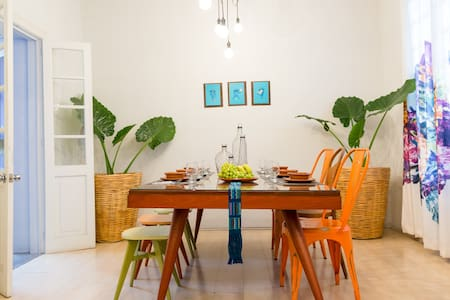 2 BEDS BRM Nestled b/t Roma/Condesa