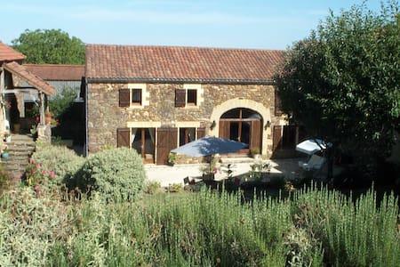 La Belle Grange au Bouyssou Haut - Maison