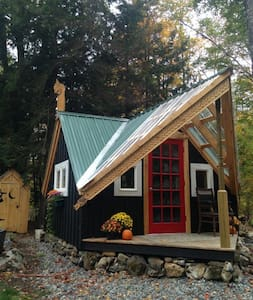 Magical Cozy Vermont Cabin & Sauna - House