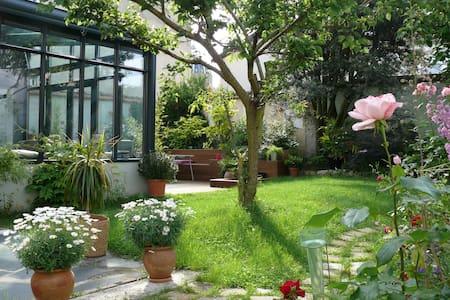 Chambre sur jardin - Bed & Breakfast