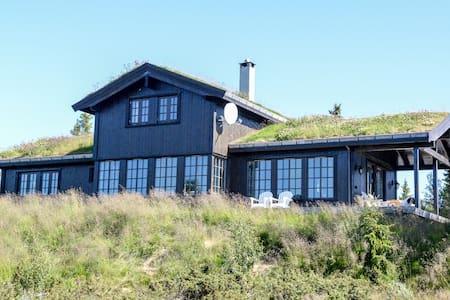 Moderne hytte, Golsfjellet - Cabin
