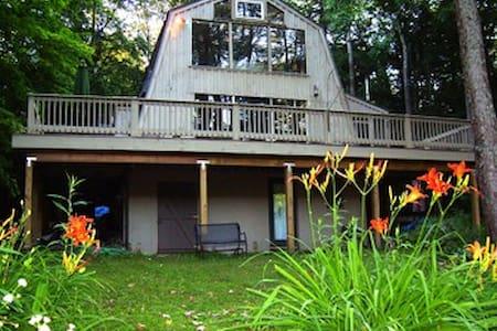 Beautiful Woodland Berkshire Home