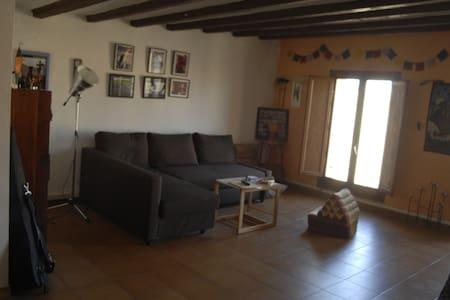 Habitación a 2 minutos de La Rambla - Barcelona - Apartment