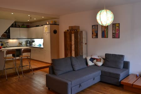 Quiet apartement in the city center - Maastricht - Lejlighed