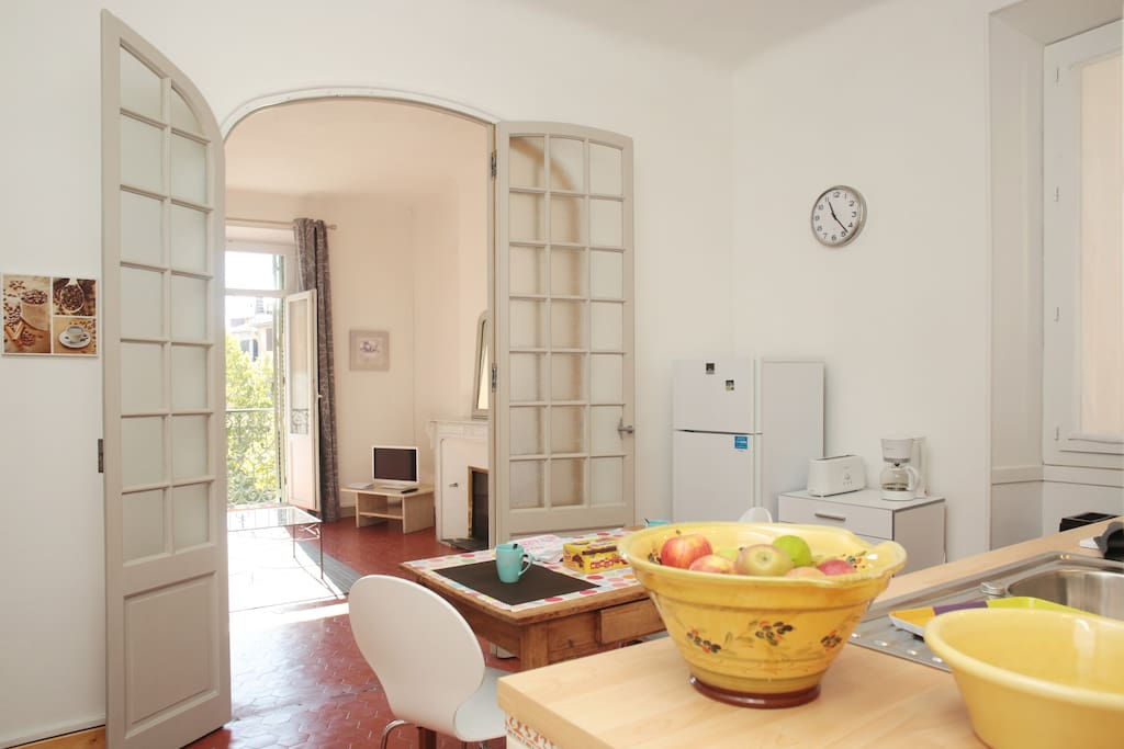 Charming 60 sqm apartment in center