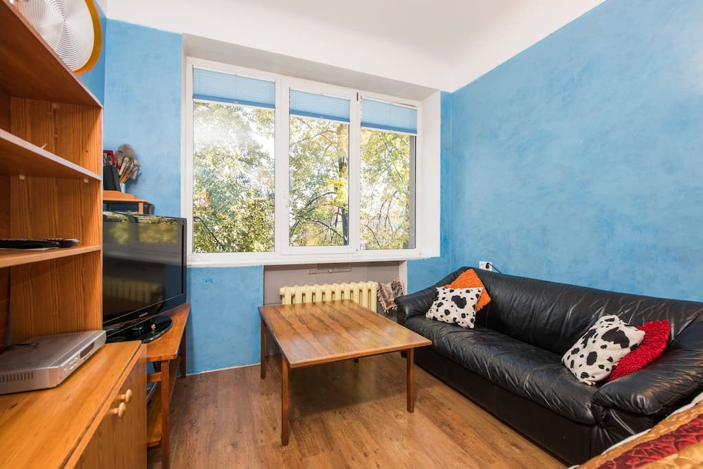 spacious cosy room in heart of city