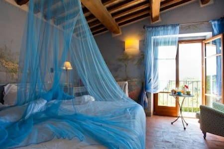 Camera matrimoniale con bagno - Provincia di Grosseto