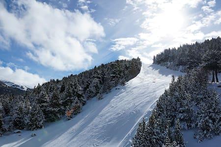 Apart. Andorra (Encamp/Grandvalira) - Lakás