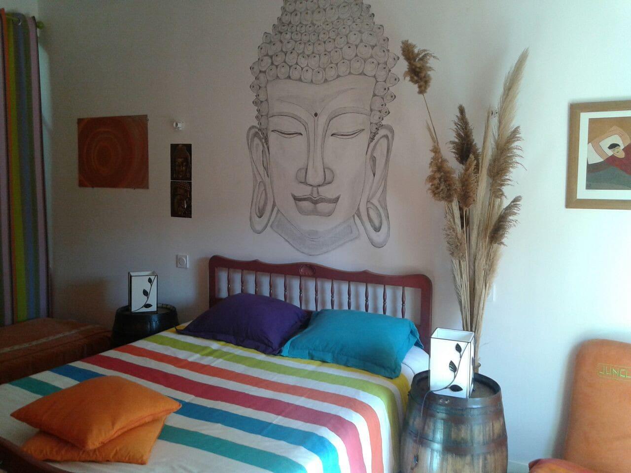 Le donjon du Bouddha